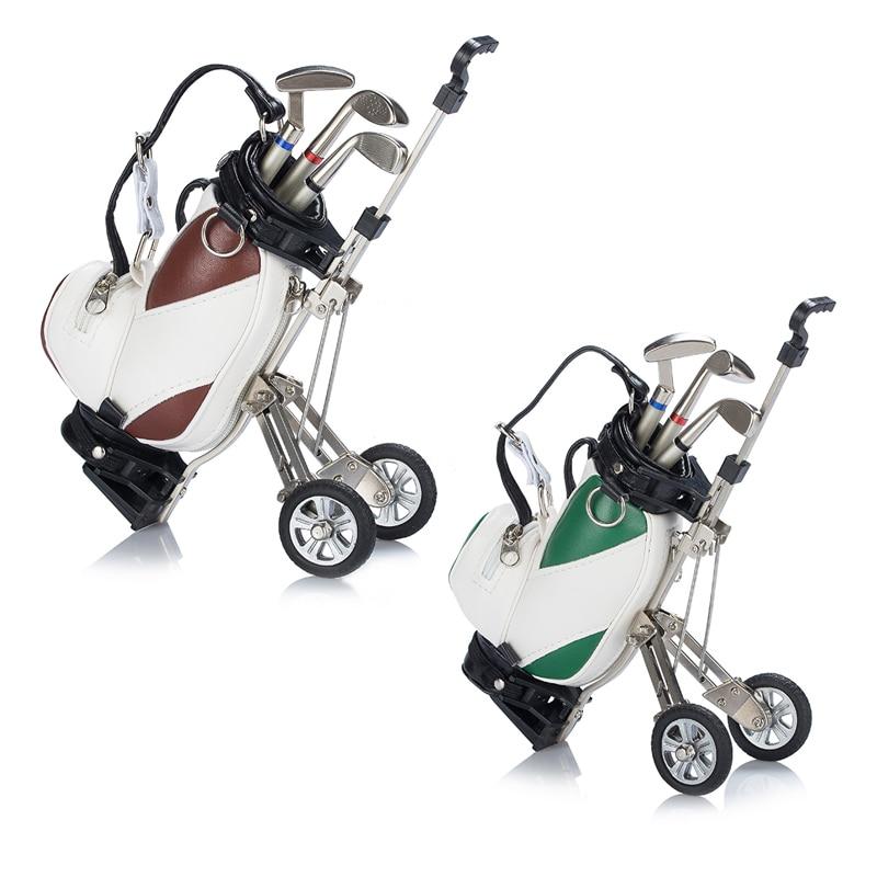 Golf Cart Holder Golf Club New Gift Golf Trolley