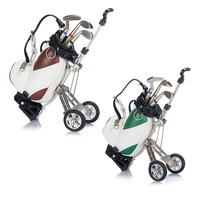 Golf Cart Holder Golf Club New Gift Golf Trolley