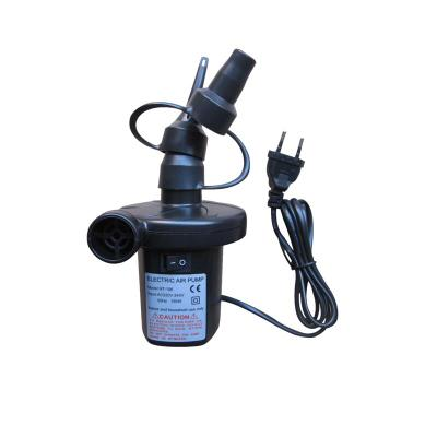 electric pump for inflatable boat + lazy bag inflatable with AC 220V fast Inflator + blow up , Battery or Rechargeable optional