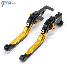 High quality CNC Adjustable Folding Extendable Brake Clutch Levers FOR Honda CBR1000RR/ FIREBLADE 2004 2007 CBR 1000RR 2005 2006