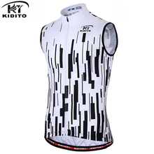 Bike Cycling-Clothing Bicycle Quick-Dry Racing Sleeveless Summer KIDITOKT MTB Breathable