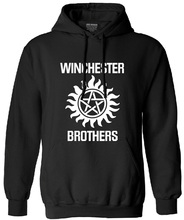 Supernatural Winchester Brothers Hoodies