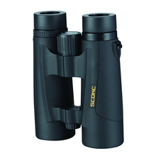 SCOKC 8×42 Compact Binoculars for Bird Watching Waterproof Bak4 Nitrogen Filled Telescope for travelling Hunting Birding