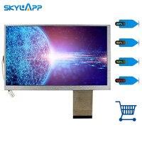 7''inch tela Lcd para Hannstar Skylarpu HSD070IDW1 HSD070IDW1-E00 LCD Display Substituição Digitador (sem toque)