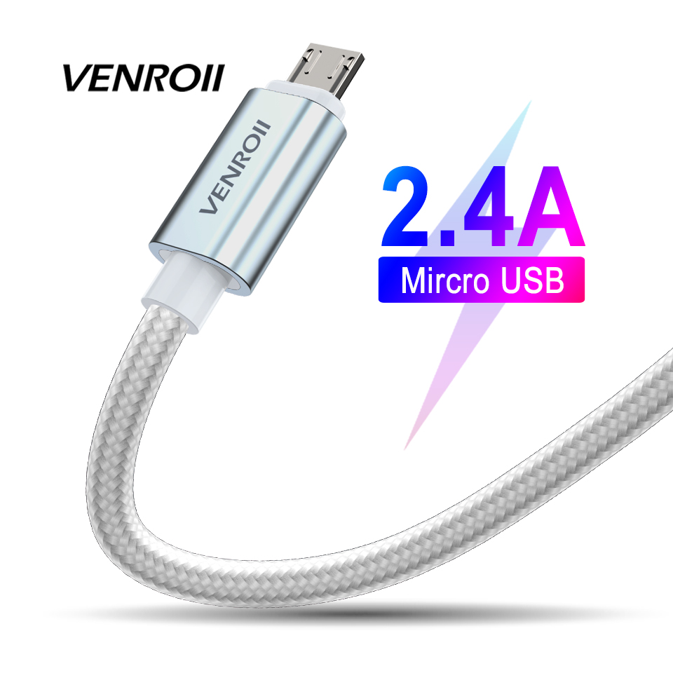 Micro <font><b>USB</b></font> Cable Data Wire for Charging 1M 2M 3M Fast Charging Cord for Xiaomi Redmi Note 4X 5 6 Pro Huawei <font><b>Honor</b></font> 8X <font><b>9</b></font> <font><b>Lite</b></font> Phone image