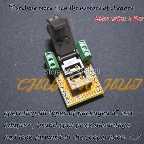IC TEST SOT-363 test socke SOT363 socket /Aging test sockets(PCB)