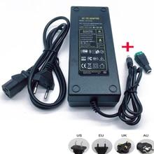 12 V 12.5A 12.5 amp 150 W DC EU/MỸ ANH ÂU Bộ CHUYỂN Nguồn Biến Áp Dải ĐÈN LED Ánh Sáng