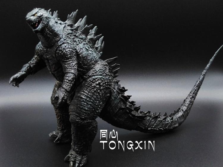 Godzilla 2014 Movie Version Of The Joint Ultra-Mobile Model Godzilla Monster Doll Toys