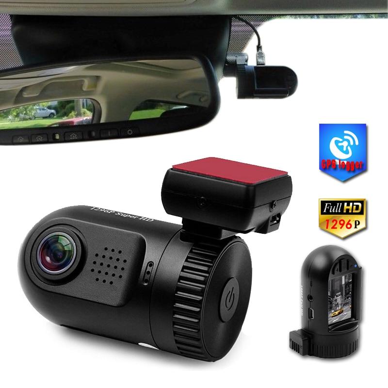 2017 dashcam Newest Ambarella A7LA50D Super HD 1296P Mini 0805 Dash Car DVR Camera With GPS gps навигатор lexand sa5 hd