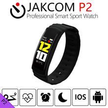 JAKCOM P2 Inteligente Profissional Relógio Do Esporte venda Quente em Trackers Atividade como garoto rastreador Inteligente medidor de pressao cartera gps