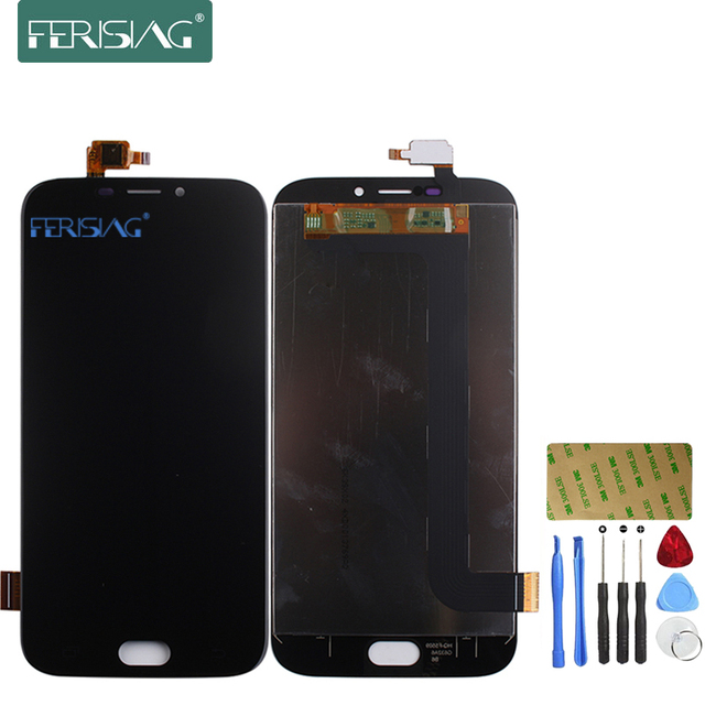 Ferising AAA Original LCD Display For Doogee X9 Pro X9Pro Replacement Display Touch Screen Digitizer Assembly 1280X720 + Tools