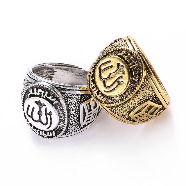 Muslim Unisex Jewlry Rings