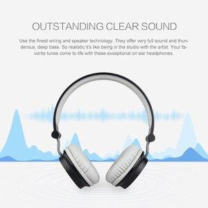 Image 3 - Oneodio Auriculares deportivos, inalámbricos por Bluetooth para teléfono móvil, auriculares plegables con micrófono para Xiaomi