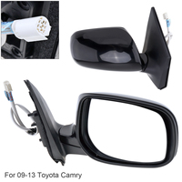 Non Folding Durable Right Side Mirror Right Hand LH Mirror for 08 14 Toyota Corolla