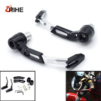 7/8 22mm CNC Motorcycle Proguard System Brake Clutch Levers Protect Guard For Suzuki GT250 gt 250 GSXR400 gsx 400 GT550 gt 550