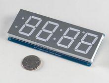 Nouveau voltmètre IIC rouge 1.2 4 chiffres 7 sept segments LED