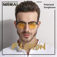 NIRMAI Classic sports Polarized Sunglasses Men Women Retro Brand Designer High Quality Sun Glasses Female Male Fashion Mirror