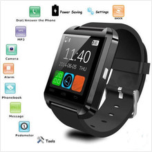 Mode Bluetooth Smart Uhr U8 Relogio Digitale Passometer Android Smartwatch Für IOS Iphone Samsung Huawei Reloj Inteligente