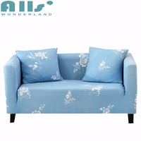 Elastic Floral Sofa Cover Slipcover Tight Wrap All Inclusive Stretch Furniture Covers For Corner Sofa Cover