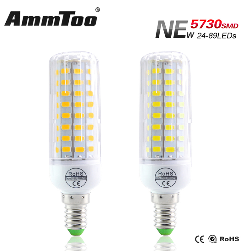 Led Bulbs & Tubes New Fashion 5731 Smd Led Corn Bulb 220v E27 E14 24led 30led 64led 80leds Lamp Light Lifespan More Long Than 5730 Smd Energy Saving Lights Lights & Lighting