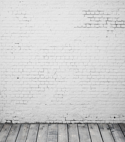 White Brick Wall Backdrops Wedding Children Vinyl Photography Custom Photo Prop Backgrounds 5X7ft le petit olivier