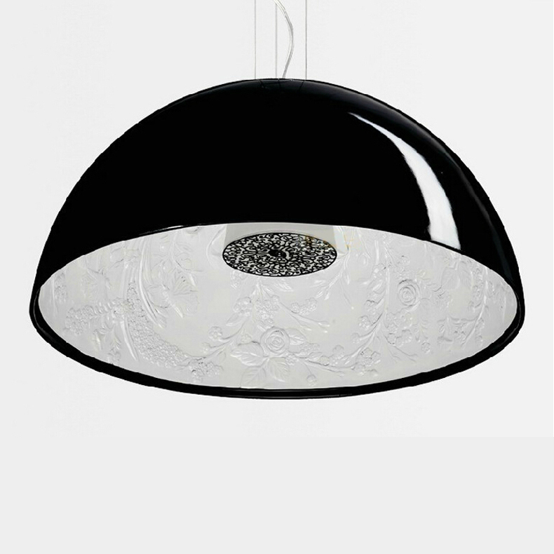 modern pendant lamp resin material foyer e27 led pendant light
