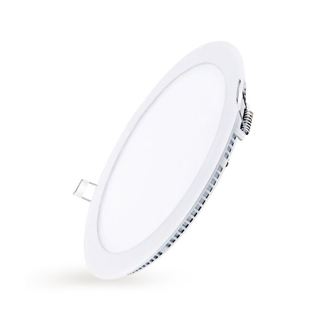 3w 18w Round Square Led Panel Light Ultra Thin Downlight High