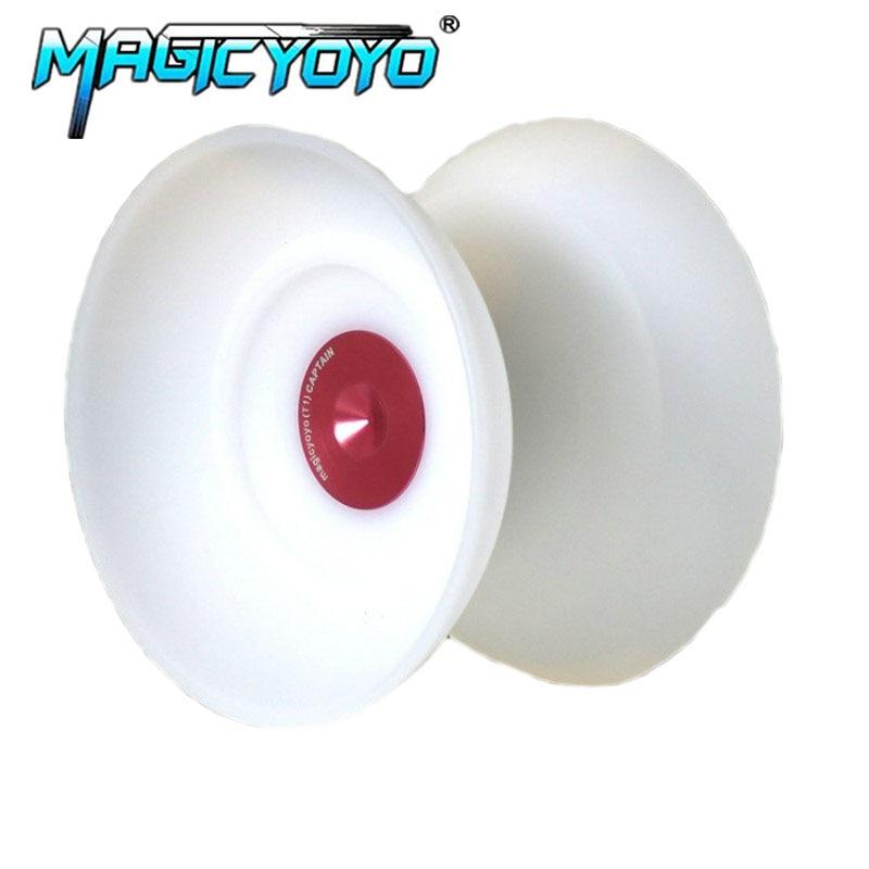 4A MagicYoYo Professional Yoyo Competition Special Toys Yo-Yo Ball Toy Sombra Asa De Borboleta Magie With Yo Yo Strings aoda portable cool plastic alloy yo yo toy deep blue