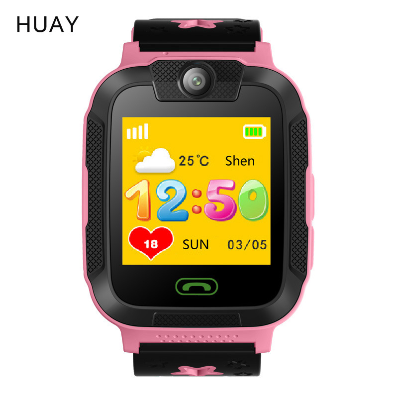 1pcs new kids watch GPS tracker Camera 3G Network 1.4 inch touch Screen SOS Call Location WIFI Baby Watches Smart Clock TD07S 3g gps smart watch with sos call camera for children and old man security wacth trace record 3g location watch clock pk q730