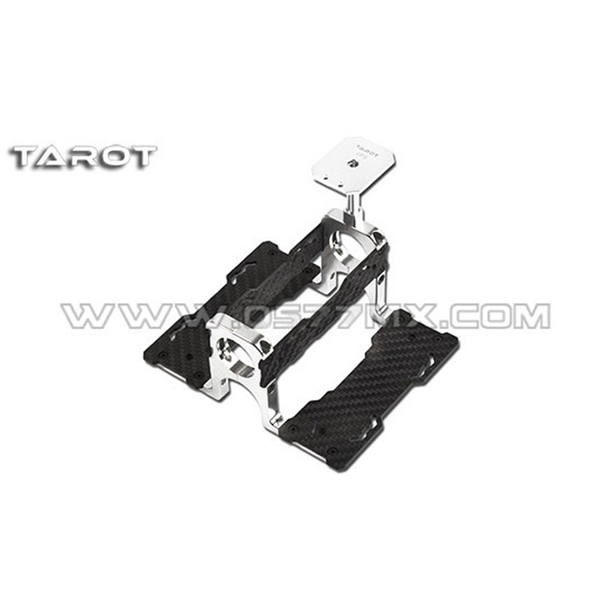 Support de fixation GPS Tarot 24 MM en Fiber de carbone TL2867 support d'installation de batterie de montage GPS pour Multicopter
