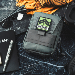 Image 1 - OneTigris MOLLE Pouches Tactical Organizer Medical Pockets Gadget EDC Utility First Aid Kit Bag Camping Treatment Emergent Pouch