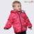 Harvey y Bo bebé / niño / niños / niños marca de ropa de abrigo niñas chaqueta con capucha niños del otoño del resorte escudo ligero alta calidad