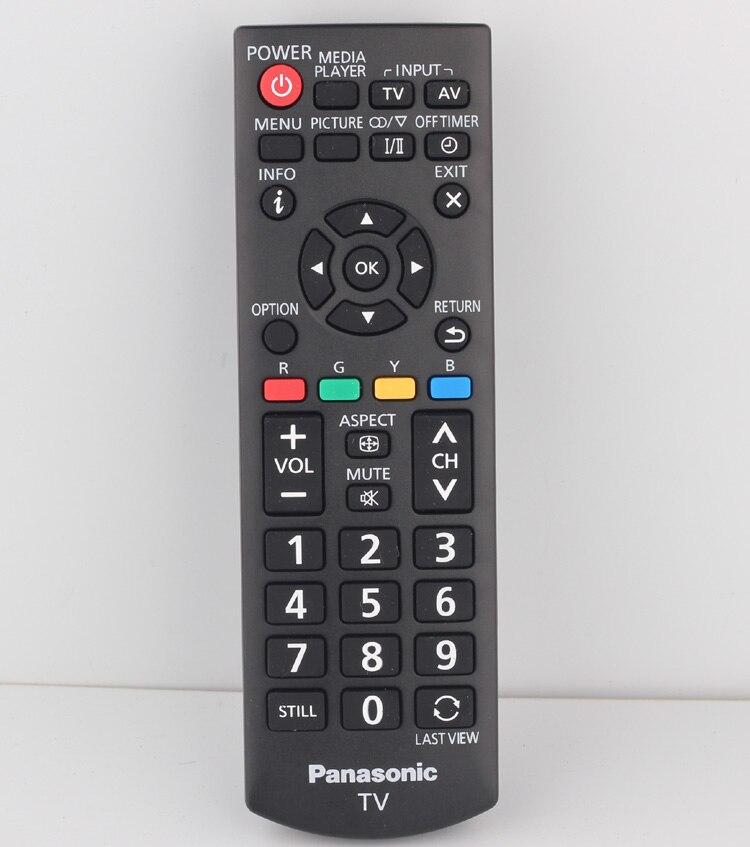 REMOTE CONTROL FOR Panasonic TXL24X TX50A400E TX50AW404 TV led телевизор panasonic tx 43dr300zz