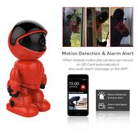 Wireless Robot IP Camera 960P WIFI CCTV HD Baby Monitor Remote Control Home Security camera network wi fi two way audio camera