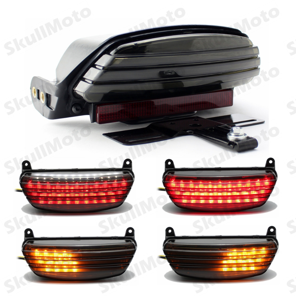 Aliexpress Com Buy Motorbike Parts Tri Bar Led Fender