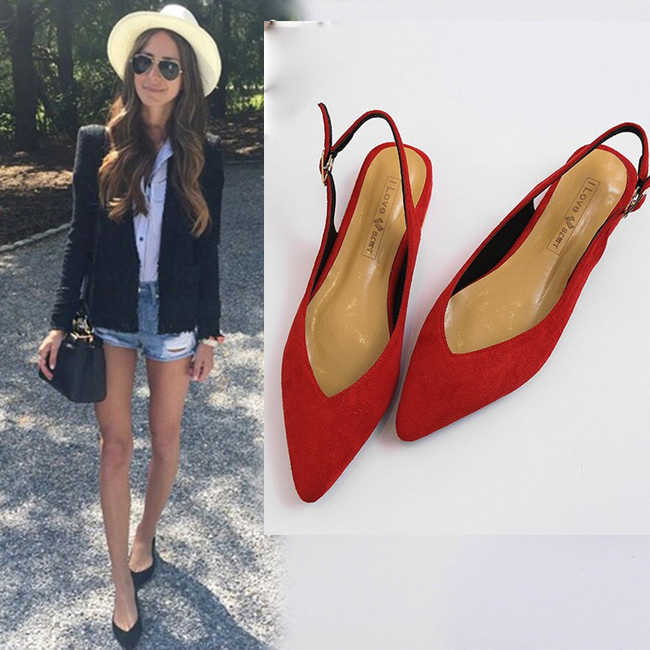 Casual Women Flats Pointe Women Shoes Slingback Mules Platform Summer Shoes Buckle Party Lace soft sandals Office Lady Shallow  Casual Women Flats Pointe Women Shoes Slingback Mules Platform Summer Shoes Buckle Party Lace soft sandals Office Lady Shallow