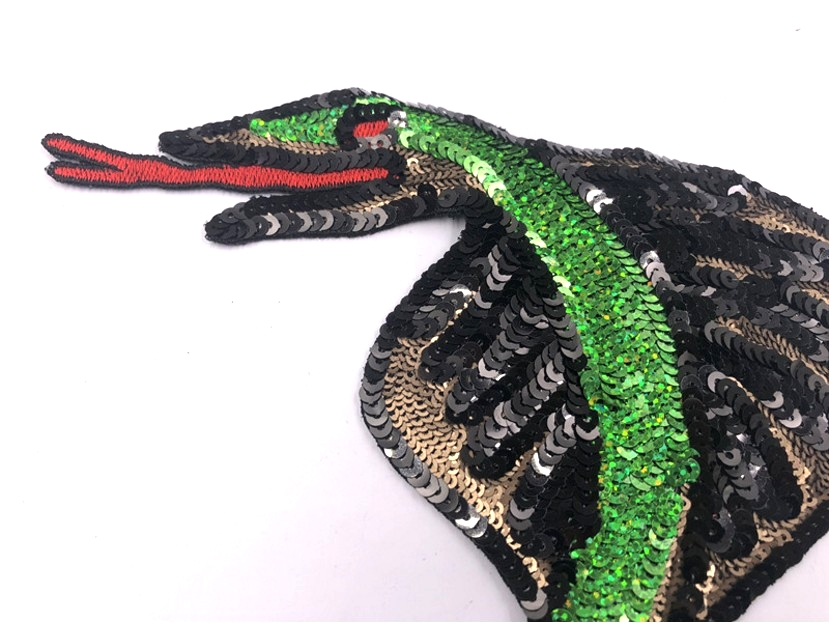 Aliexpress.com : buy large scale python green laser sequins