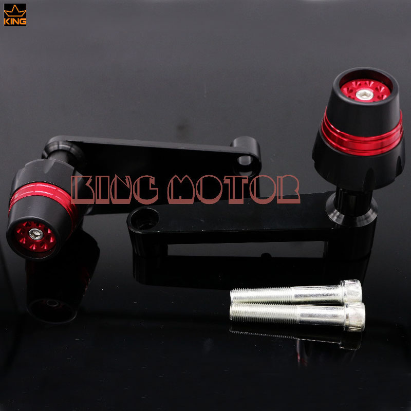 Hot Sale Motorcycle Accessories For HONDA CBR1000RR 2008-2011 CNC Aluminum Frame Sliders Crash Protector Falling Protection Red for honda cbr 1000rr cbr1000rr 2008 2009 2010 2011 red motorcycle frame slider crash protector bobbins falling protection