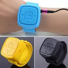 Consumer Electronics Brave No Screen Wrist Mp3 Music Player Outdoor Wristband Bracelet Fashion Portable Portable Audio & Video