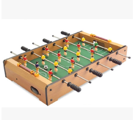 Model Building Kits Models & Building Table football 6 kids toys tabletop soccer table football game toys wholesale 2018