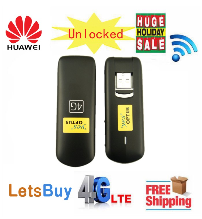 Unlocked Huawei E3276s 601 LTE FDD1800/2600Mhz TDD2300Mhz USB Modem Stick-in 3G Modems from Computer & Office