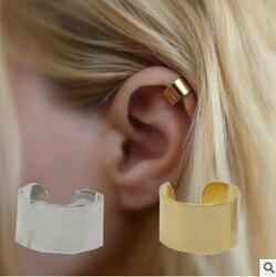 Ej006 новые европейские и американские торговые Модные Простые персональные серьги-клипсы для ушей, ювелирные изделия, Прямая поставка с фабр...