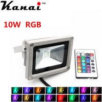 Ten Watte Flood Light RGB Sixteen Colors LED Bulb