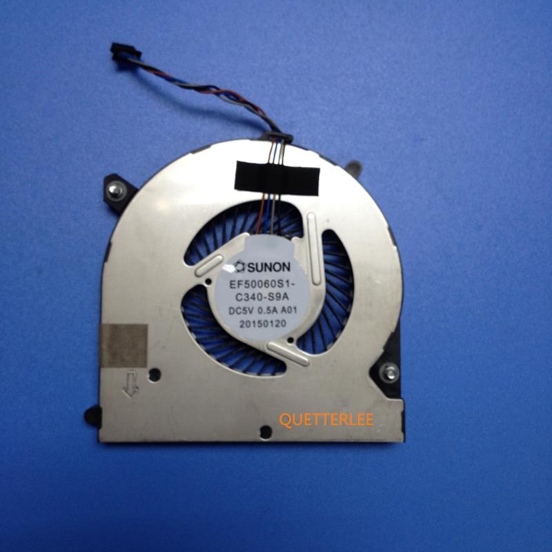 Original new 4pins fan for HP zbook 14 740 745 750 755 850 G1 G2 840 G1 G2 CPU cooling fan 6033B0033201 KSB0805HB-CM23 730792-00Original new 4pins fan for HP zbook 14 740 745 750 755 850 G1 G2 840 G1 G2 CPU cooling fan 6033B0033201 KSB0805HB-CM23 730792-00