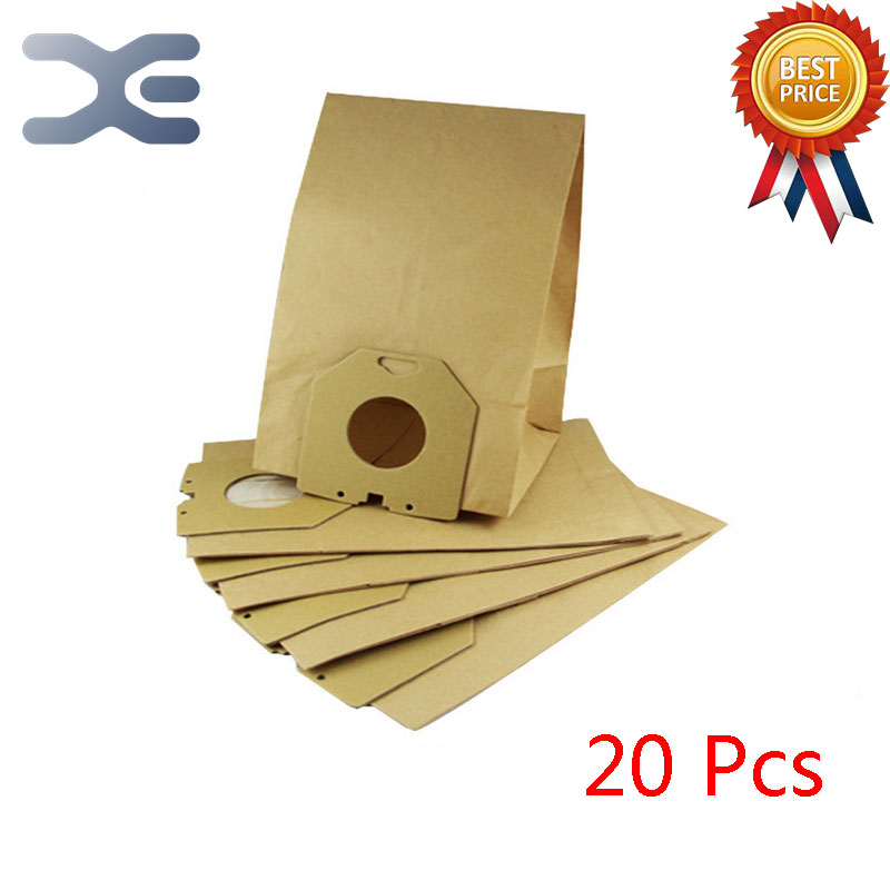 20Pcs High Quality Fitting Philips Vacuum Cleaner Accessories Dust Bag Garbage Bag Paper Bag TC400 / TC999 / HR680 2pcs high quality fitting for philips vacuum cleaner accessories dust bag non woven bag garbage bag hr8376 8378