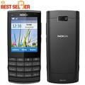X3-02 первоначально открынный Nokia X3-02 телефон GSM 3 г 5 цветов wi-fi Bluetooth gps-5mp камера дешевые сотовый телефон