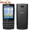 X3-02 desbloqueado Nokia X3-02 teléfono GSM 3 G 5 colores Wifi Bluetooth 5MP cámara barata del teléfono celular