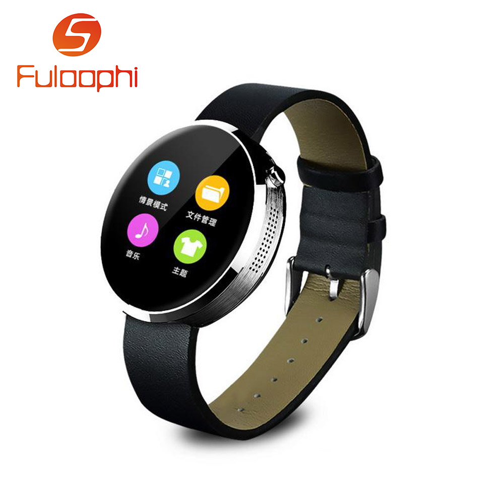 ФОТО DM360 Bluetooth Smart Watch MTK2502A Gesture Control Smartwatch Heart Rate Monitor Reloj For Android iOS Huawei Motorola PK KW88