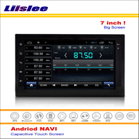 Liislee Android GPS Navigation System For Nissan Evalia / NV200 Vanette 2009~2012 Radio Stereo Multimedia Video No DVD Player