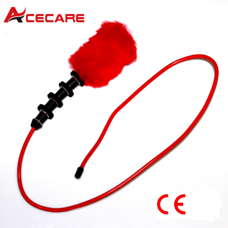 Acecare Pcp Shooting Paintball Marker New Wool Colorful Swab Squeegee Clean For Paintball Barrel Complete Range Of Articles Shooting